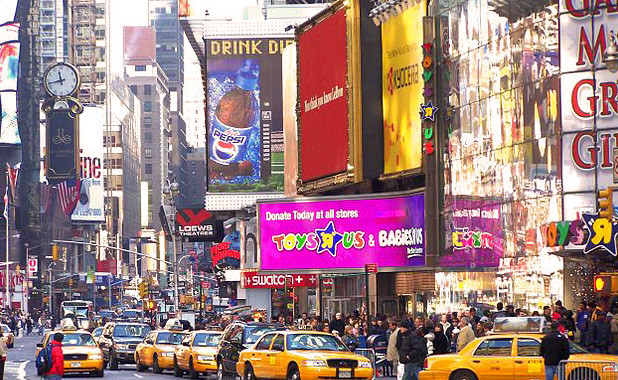 New York City For Teens